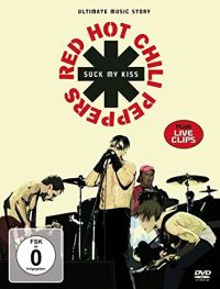 Cover Red Hot Chili Peppers - Suck My Kiss [DVD]